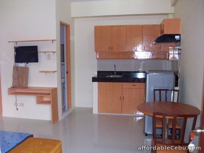 1st picture of Studio Unit Fully Furnished For Rent in Banawa Cebu City For Rent in Cebu, Philippines