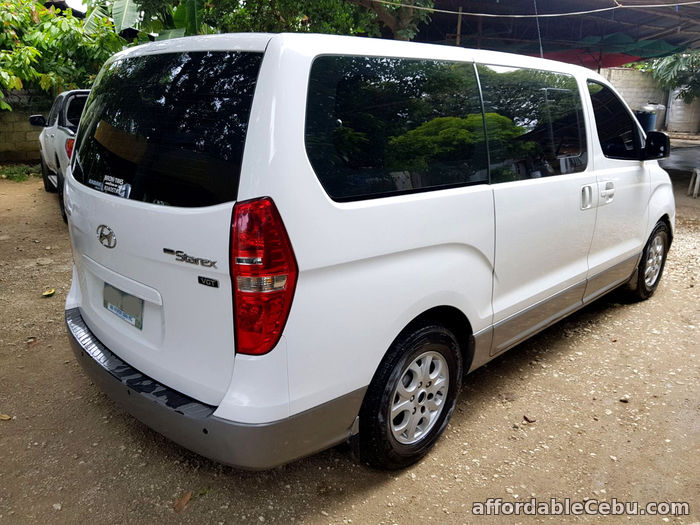 3rd picture of For Sale : Hyundai Starex 2009 | Ready to Drive For Sale in Cebu, Philippines