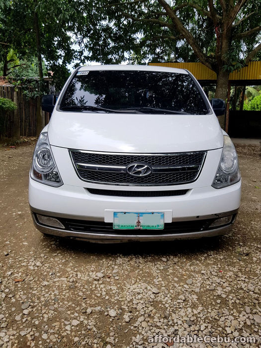 4th picture of For Sale : Hyundai Starex 2009 | Ready to Drive For Sale in Cebu, Philippines