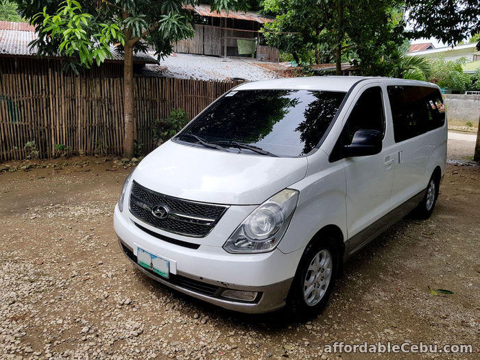 1st picture of For Sale : Hyundai Starex 2009 | Ready to Drive For Sale in Cebu, Philippines