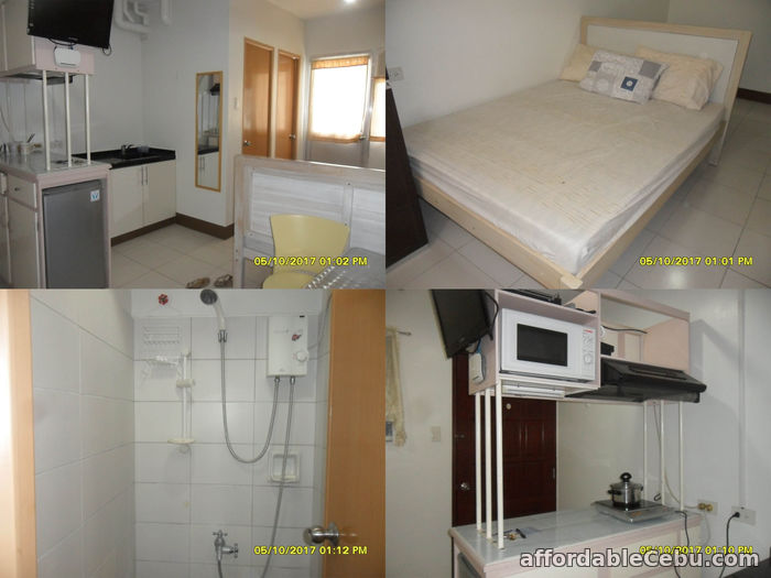2nd picture of Furnished studion 22sqm 5 min IT park For Rent in Cebu, Philippines