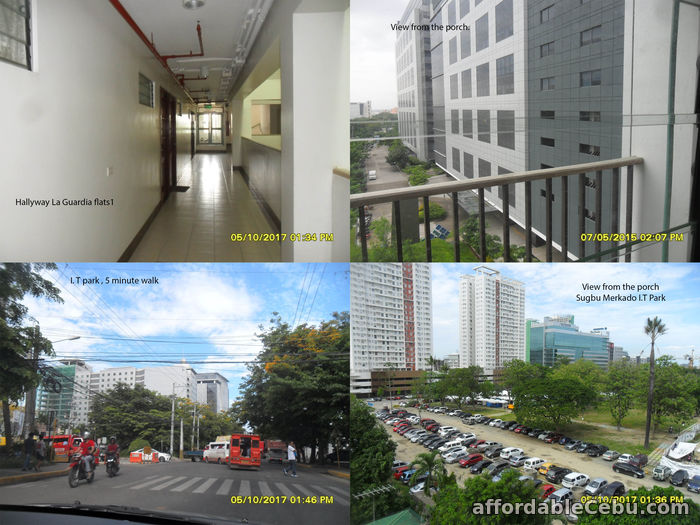 1st picture of Furnished studion 22sqm 5 min IT park For Rent in Cebu, Philippines