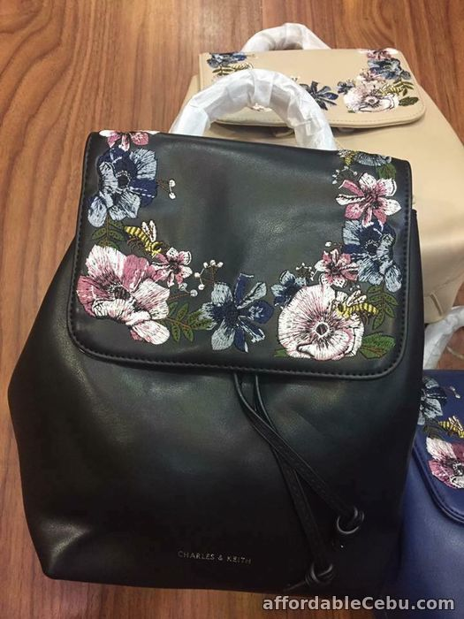 1st picture of Charles&Keith backpack For Sale in Cebu, Philippines