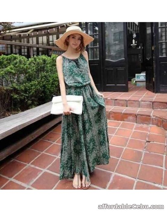 2nd picture of Naevia Long Dress-330 For Sale in Cebu, Philippines