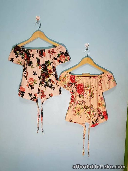 1st picture of FLORAL TOP ON SALE For Sale in Cebu, Philippines