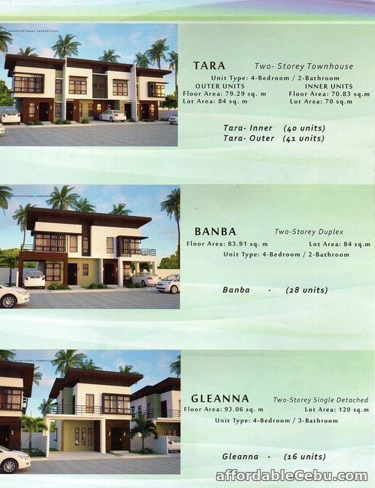 4th picture of CRESCENT VILLE - Casuntingan, Mandaue City For Sale in Cebu, Philippines