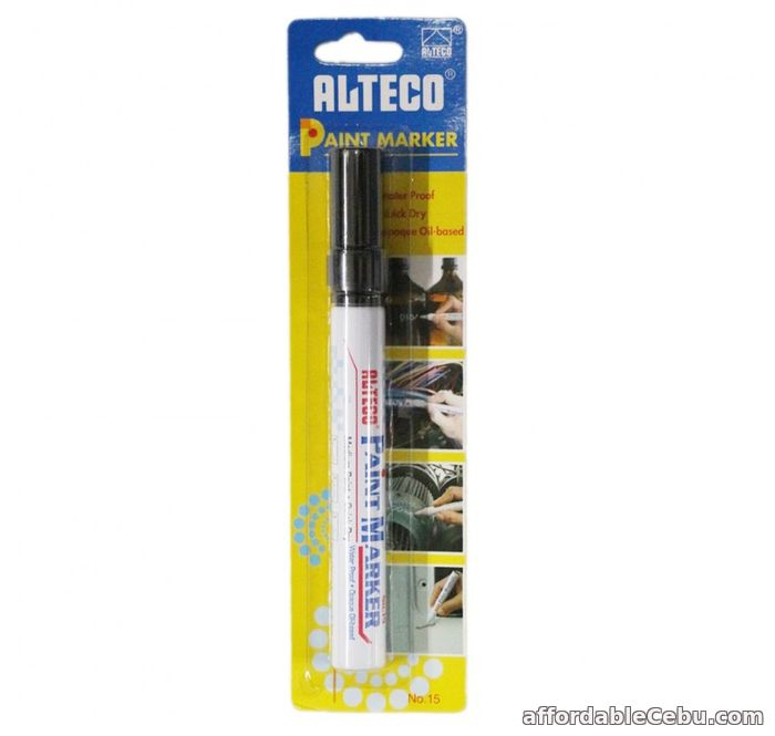 4th picture of Alteco Paint Marker White For Sale in Cebu, Philippines