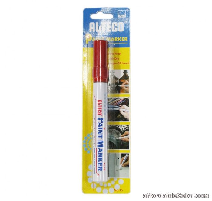 5th picture of Alteco Paint Marker White For Sale in Cebu, Philippines
