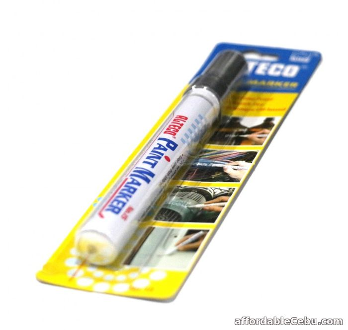 3rd picture of Alteco Paint Marker White For Sale in Cebu, Philippines