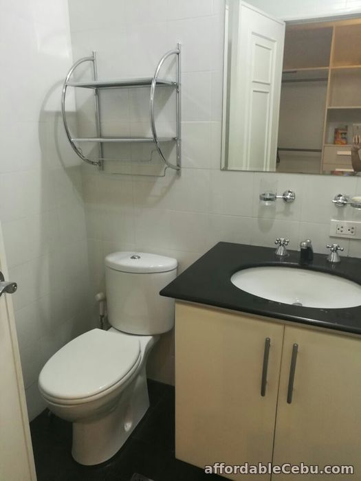 5th picture of FOR RENT SPACIOUS AND IDEALLY PLACED 2-BEDROOM UNIT IN NOBEL PLAZA CONDOMINIUM For Rent in Cebu, Philippines