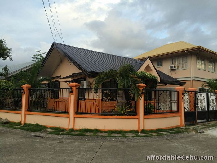 1st picture of HOUSE FOR RENT Villa Del Rio Mactan - Hidalgo Model For Rent in Cebu, Philippines
