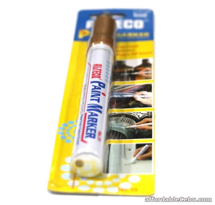2nd picture of Alteco Paint Marker White For Sale in Cebu, Philippines
