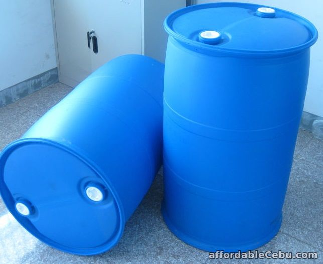 1st picture of Looking For Supplier of Blue Plastic Drums (200 Liters, Food Grade) Looking For in Cebu, Philippines