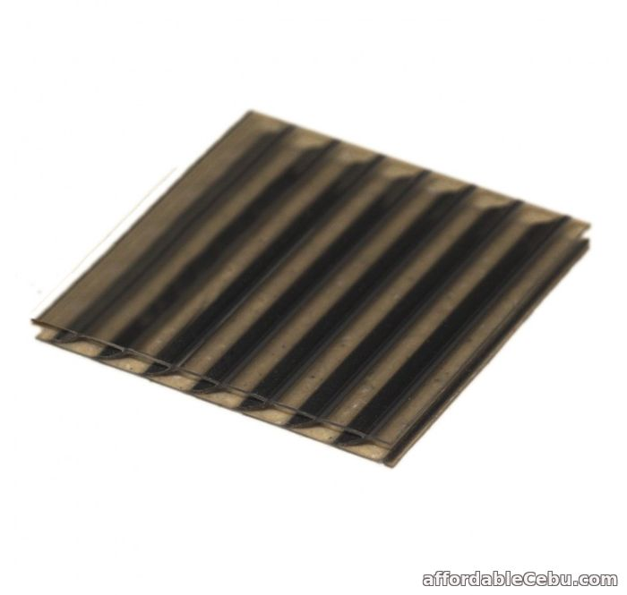 3rd picture of Shutter Twinwall Polycarbonate Sheets (Bronze) For Sale in Cebu, Philippines