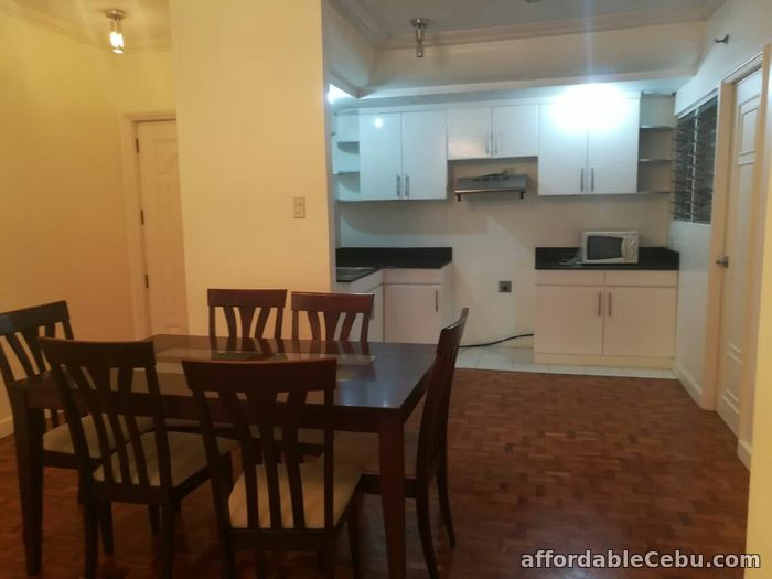 2nd picture of FOR RENT SPACIOUS AND IDEALLY PLACED 2-BEDROOM UNIT IN NOBEL PLAZA CONDOMINIUM For Rent in Cebu, Philippines