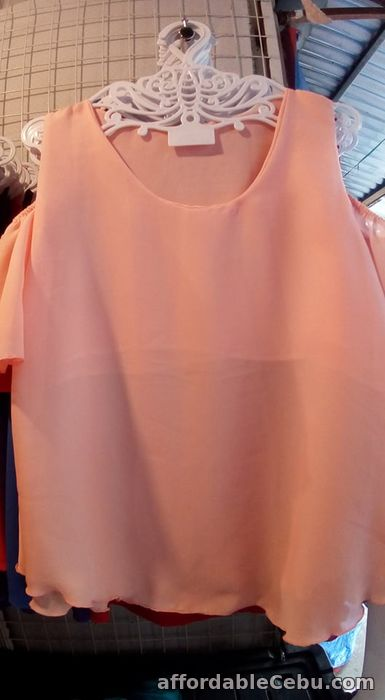 2nd picture of Cold Shoulder Blouse For Sale in Cebu, Philippines