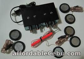 1st picture of BLACK BOX EMS TENS FES NERVE STIMULATOR For Sale in Cebu, Philippines