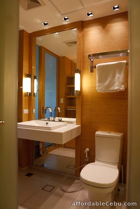 4th picture of FOR RENT BEAUTIFULLY DESIGNED STUDIO UNIT IN TWO SERENDRA For Rent in Cebu, Philippines