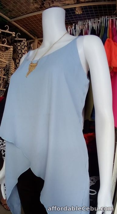 2nd picture of Sleeveless blouses For Sale in Cebu, Philippines