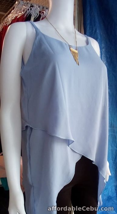 3rd picture of Sleeveless blouses For Sale in Cebu, Philippines