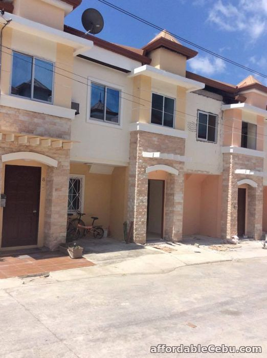1st picture of 2Br Semi Furnished House and Lot for Rent in Tayud Consolacion For Rent in Cebu, Philippines