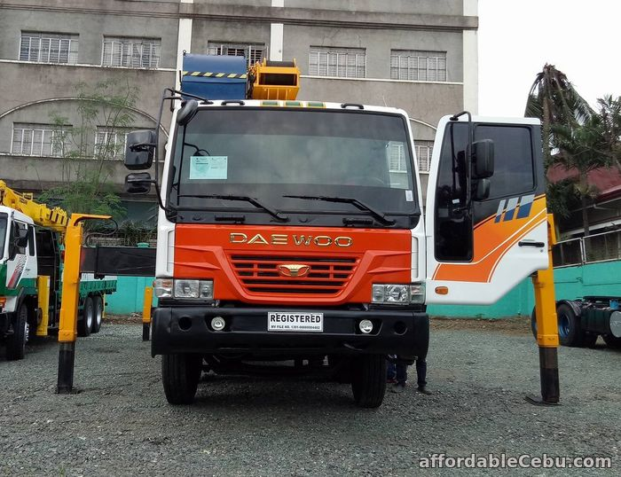 1st picture of 15 tons crane truck for sale For Sale in Cebu, Philippines