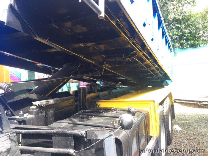 4th picture of 10 wheeler Hyundai dump truck for sale For Sale in Cebu, Philippines