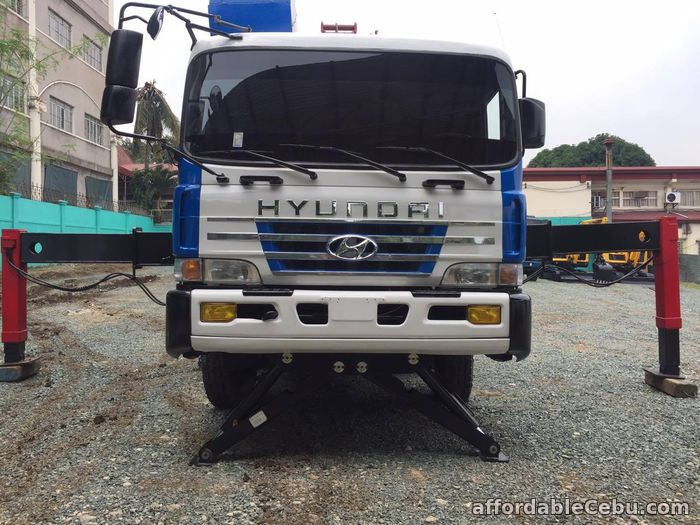 5th picture of 19 tons crane truck for sale For Sale in Cebu, Philippines