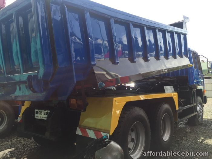 2nd picture of 10 wheeler Hyundai dump truck for sale For Sale in Cebu, Philippines