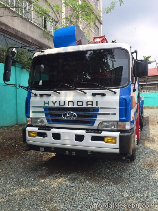 4th picture of 19 tons crane truck for sale For Sale in Cebu, Philippines
