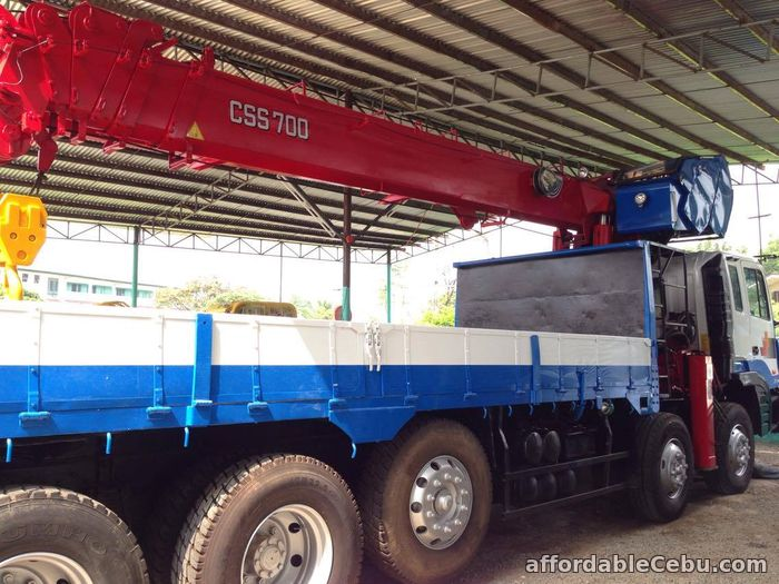 2nd picture of 19 tons crane truck for sale For Sale in Cebu, Philippines