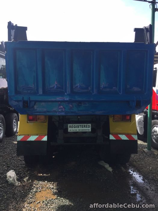 3rd picture of 10 wheeler Hyundai dump truck for sale For Sale in Cebu, Philippines