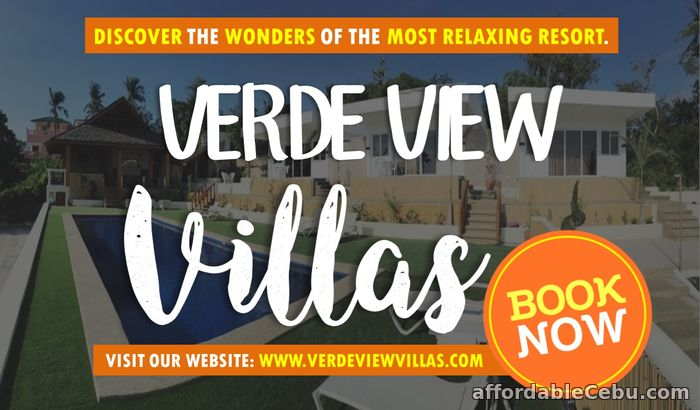 1st picture of Verde View Villas Offer in Cebu, Philippines