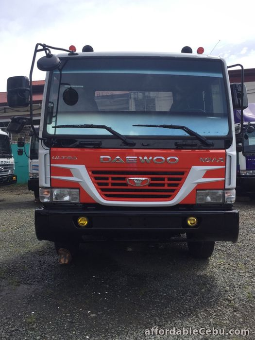 4th picture of 10 wheeler Daewoo tractor head For Sale in Cebu, Philippines