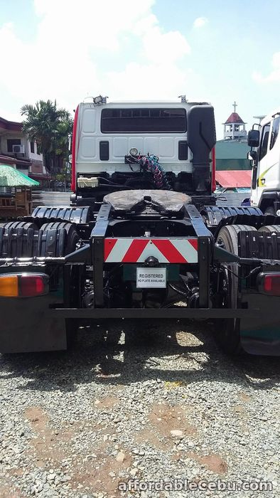 3rd picture of Daewoo Tractor head 10 wheeler - DDC engine For Sale in Cebu, Philippines