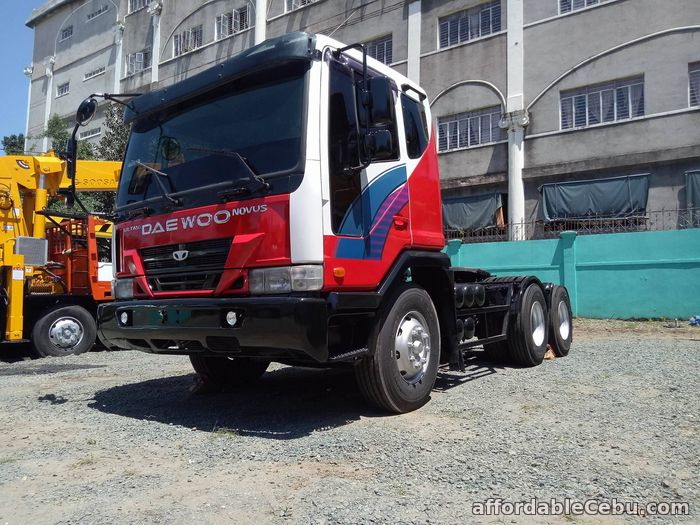 1st picture of Daewoo Tractor head 10 wheeler - DDC engine For Sale in Cebu, Philippines