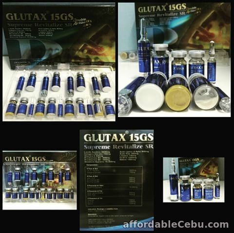 2nd picture of glutax 15gs For Sale in Cebu, Philippines