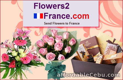 1st picture of Mom's Day, Mother's Day Flowers to France - Cheap Delivery Offer in Cebu, Philippines