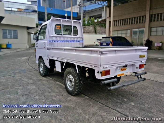 4th picture of Multicab carga lift up 4x4, 5 speed For Sale in Cebu, Philippines