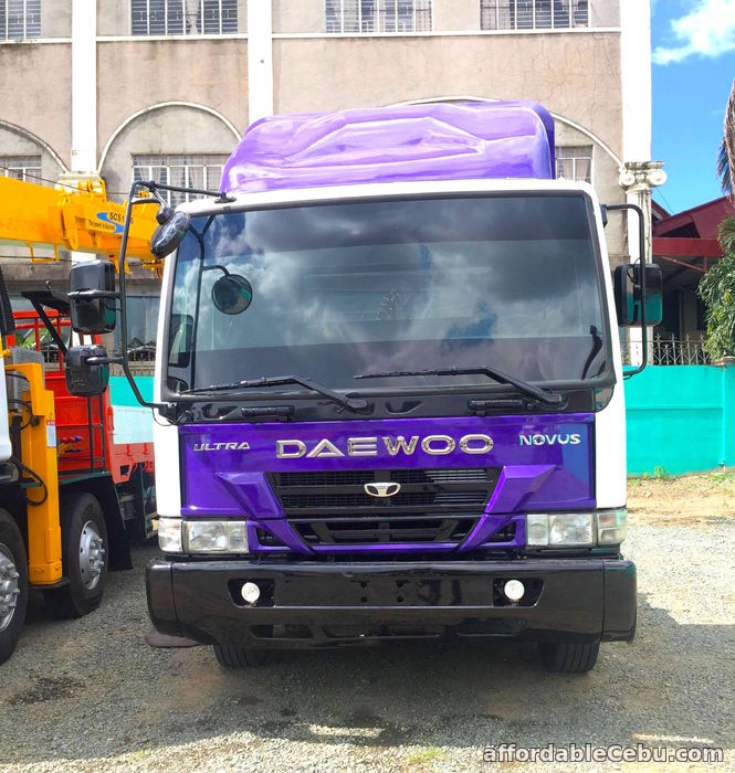 1st picture of 10 wheeler tractor head Detroit engine For Sale in Cebu, Philippines