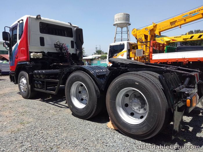 2nd picture of Daewoo Tractor head 10 wheeler - DDC engine For Sale in Cebu, Philippines