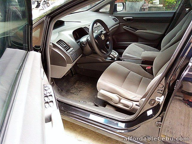 2nd picture of 2007 Honda Civic 1.8v Excellent Condition For Sale in Cebu, Philippines