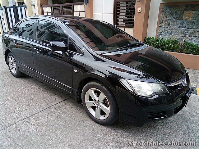 4th picture of 2007 Honda Civic 1.8v Excellent Condition For Sale in Cebu, Philippines