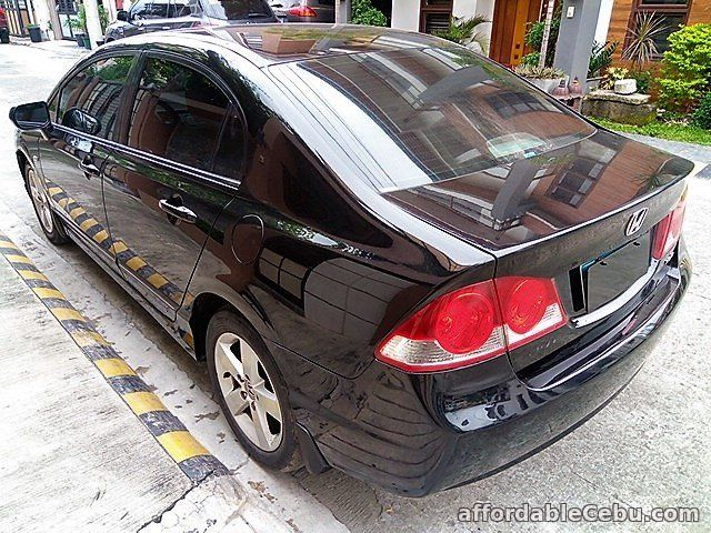 3rd picture of 2007 Honda Civic 1.8v Excellent Condition For Sale in Cebu, Philippines