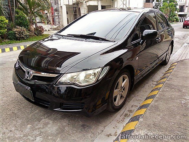 1st picture of 2007 Honda Civic 1.8v Excellent Condition For Sale in Cebu, Philippines