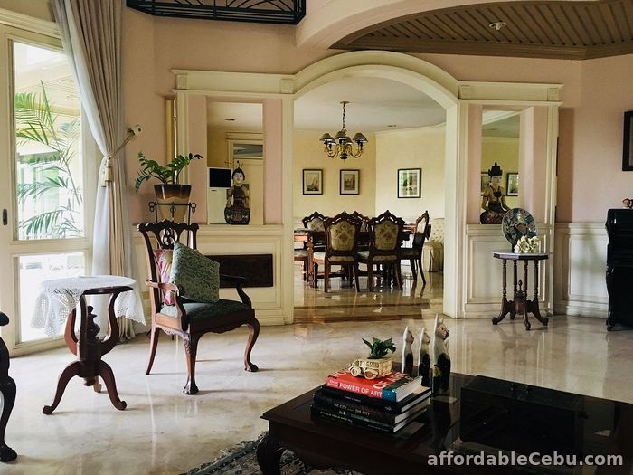 2nd picture of FOR SALE: Elegant Well-Maintained House and Lot at Ayala Alabang For Sale in Cebu, Philippines