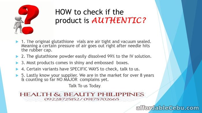 3rd picture of glutax 50g For Sale in Cebu, Philippines