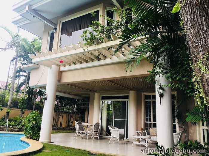 1st picture of FOR SALE: Elegant Well-Maintained House and Lot at Ayala Alabang For Sale in Cebu, Philippines