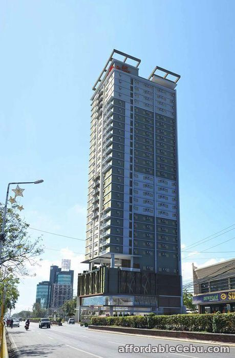 1st picture of Almost RFO Studio Unit for sale at Sunvida Tower just in front of SM City Cebu For Sale in Cebu, Philippines