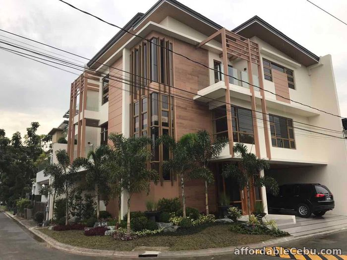 1st picture of FOR SALE: Mahogany Place 1 House and Lot For Sale in Cebu, Philippines